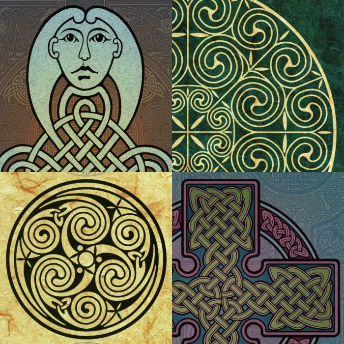 Celtic Cards