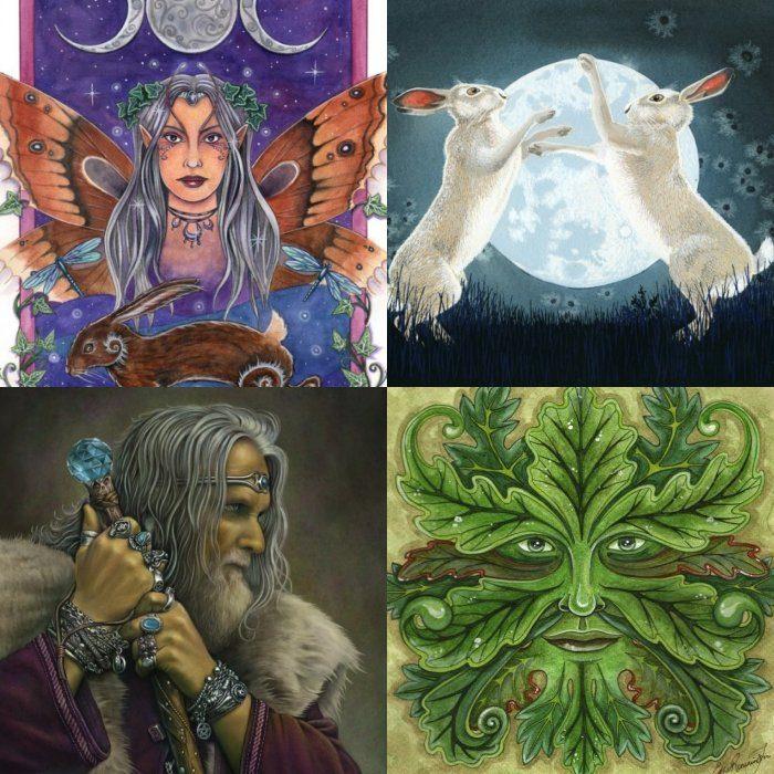 Pagan/Spiritual Cards