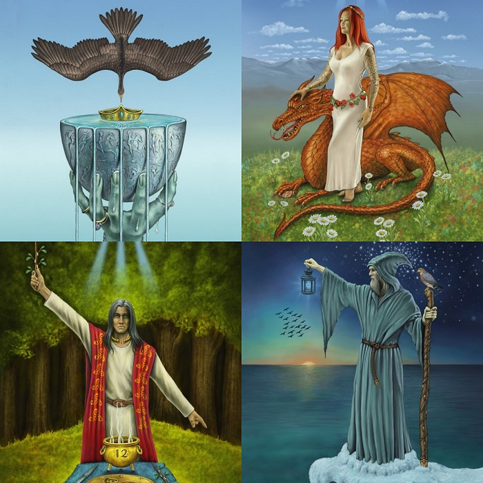 The Celtic Tarot