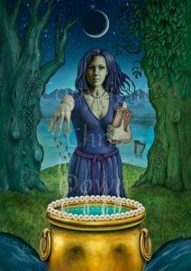 The High Priestess