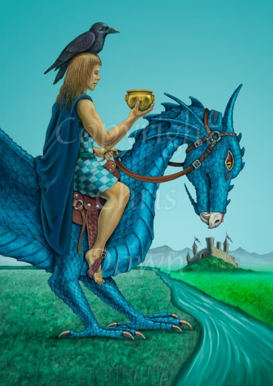 Knight of Cauldrons