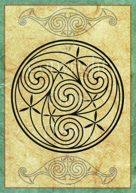 Kells Spirals 1