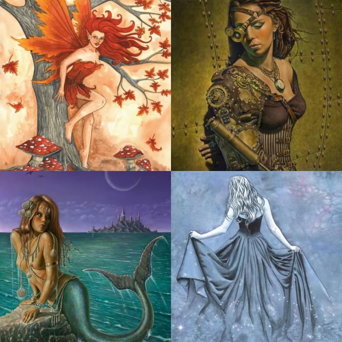 Fairy and Fantasy Art Prints