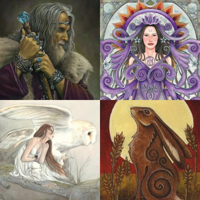 Pagan/Mythological Art Prints