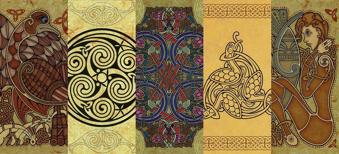 Wholesale Celtic cards