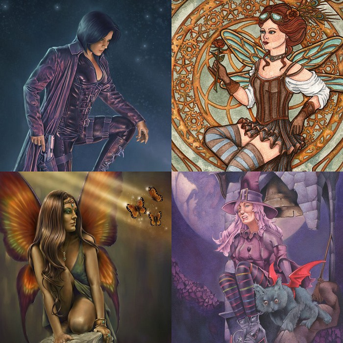 Fairy and Fantasy Posters
