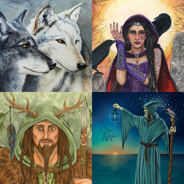 Pagan/Mythological Posters